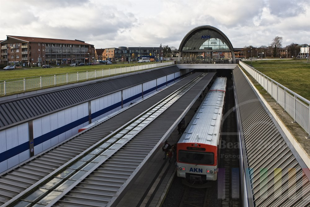 AKN-Bahnhof Kaltenkirchen