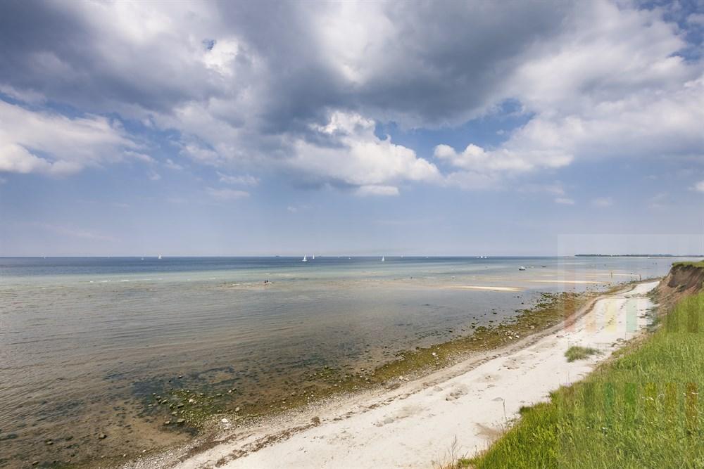 Ostseeküste bei Stein (Kreis Plön) am Ausgang der Kieler Förde