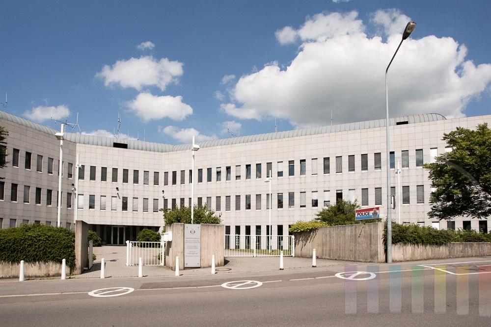 Polizei-Direktion in Luxemburg-Stadt