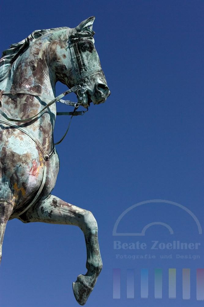 Detail: Kaiser-Wilhelm-Denkmal in Dortmund-Hohensyburg