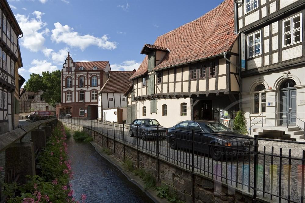 Impression Altstadt Quedlinburg